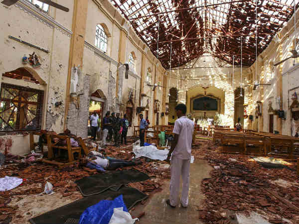 Sri Lanka tourism faces struggle after attacks