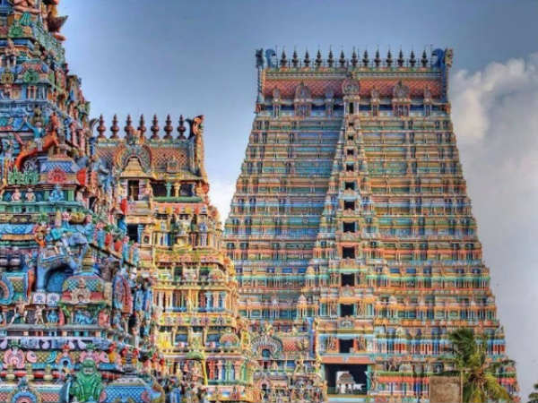Cellphone banned in the temple premises of Trichy Srirangam