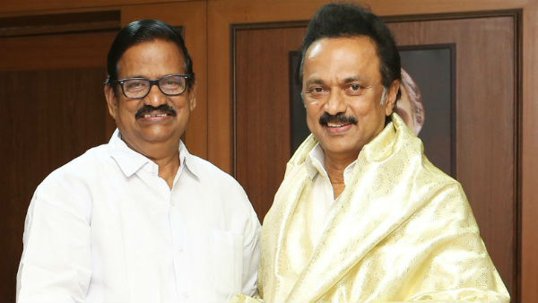 Congress party says that we have smooth relationship with DMK