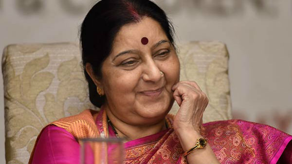 Sushma Swaraj appointed as Andhra Pradesh Governor?