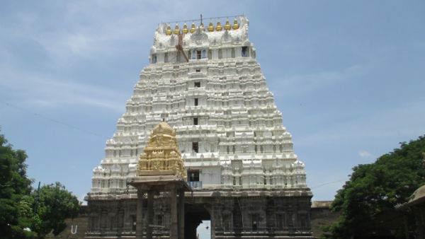 40 ஆண்டுகளுக்கு ஒருமுறை நடைபெறும் அத்தி வரதர் திருவிழா.. காஞ்சியில் ஏற்பாடுகள் தீவிரம்