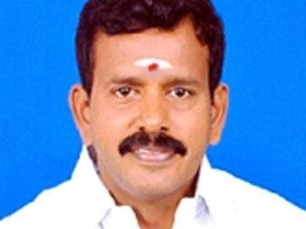 AIADMK MLA Thoppu Venkatachalam given Important petition to Erode Collector