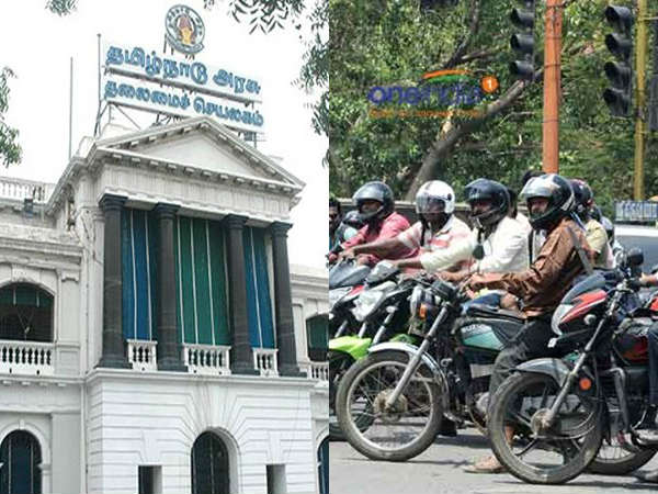 why bike riders not wearing helmet: TN Government explain