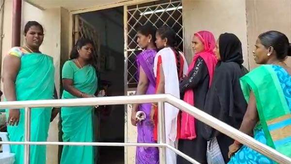 In a first, Eight transgenders appointed security guards in Tanjore Gov Hospital
