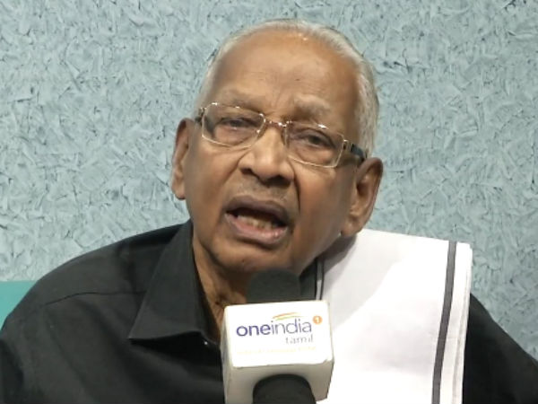 K Veeramani dares Centre on NEP draft correction