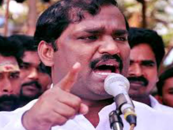 who is Modi, to take away the rights of Tamils? Velmurugan question