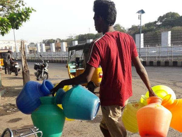 சென்னை ஓஎம்ஆர் சாலையில் குடியிருப்புகள் காலியாகிறது.. தண்ணீர் தேடி தகிக்கும் தலைநகரம்