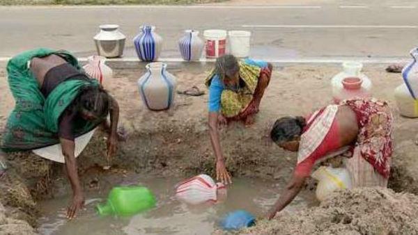 சுழியம் நாள் (Day Zero) -தண்ணீர் Water2323-1561115006