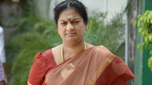 Sasikala Pushpa opposes to Periyar name for Erode Railway Station