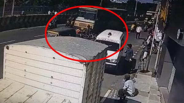 ஒரே டூவீலரில் போன 3 பெண்கள்.. அரசு பஸ் மீது மோதி.. 2 பேர் சம்பவ இடத்திலேயே பலி!
