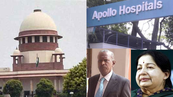 Apollo trying to hide something from Jayalalithaa death issue: says Inquiry Commission to SC