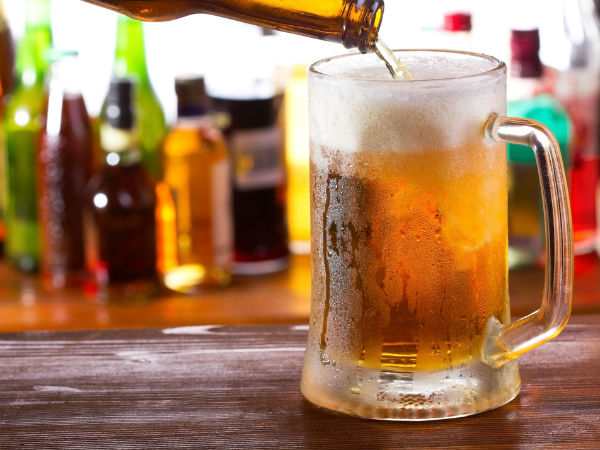 Liquor prices in Pondicherry goes high