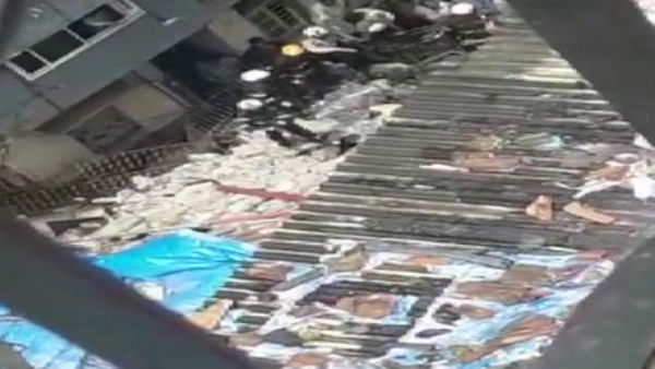 Building collapses in Mumbais Dongri, 50 people feared trapped