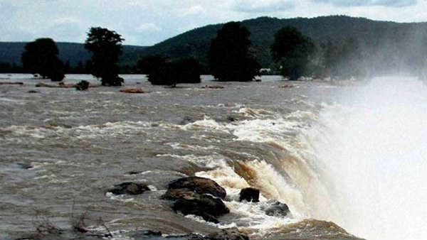 Increased water opening from cauvery to Tamil Nadu