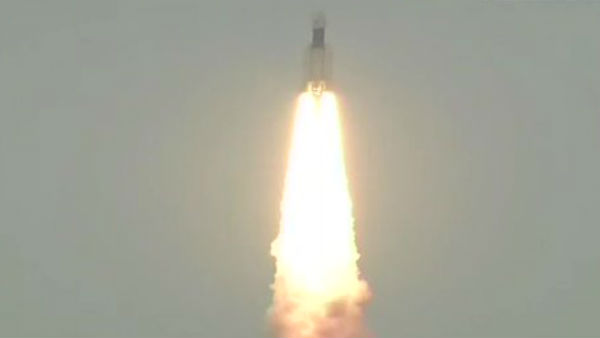 The countdown started yesterday evening .. Chandrayaan 2 is going to sky this afternoon