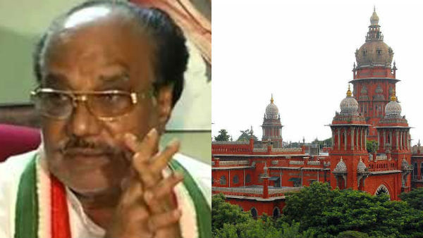 HC convicts Former Cong. MP Anbarasu in cheque bounce case for 2 years