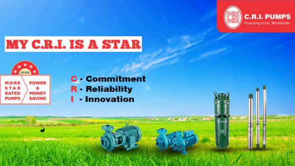 CRI Pump Manufactures becomes a leading manufacturer in the field