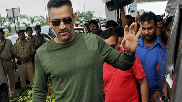 BJP to field Dhoni in Jharkhand Elections