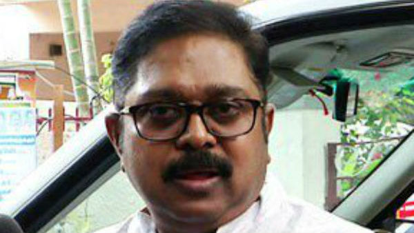 The closure of the amma pharmacy Next up is painful .. TTV Dinakaran