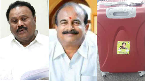 Ministers give Suitcase for all MLAs in TN Assembly