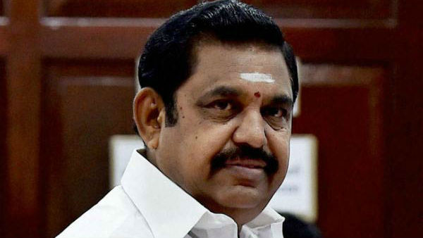 we dont take land forcing anyone for the 8 way road project .. Chief Minister Palaniswami