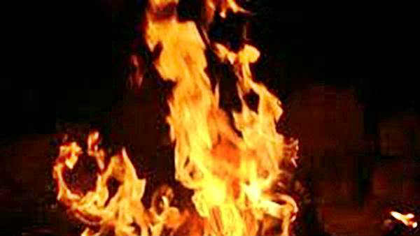 Woman set on fire over water dispute in Madhya Pradesh