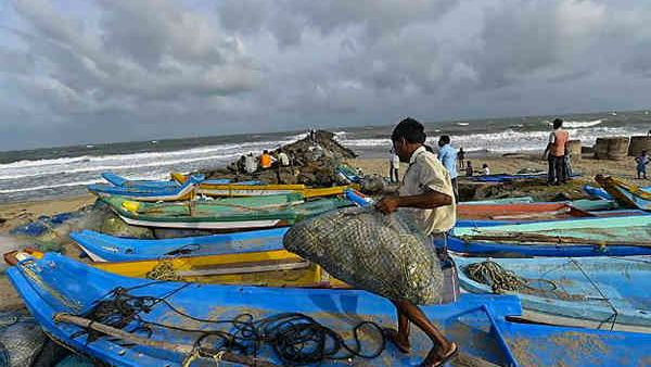 Fishermen do not go to the Southwest and Central Bengal Sea