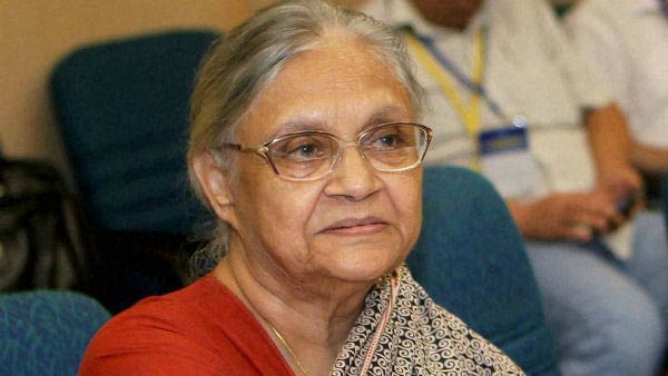 Former Delhi Chief Minister Sheila Dikshit has passed away