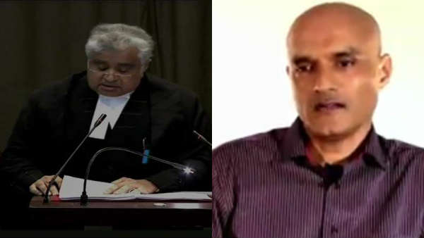 Harish Salve Charged just Re 1 for the Kulbhushan Jadhav case