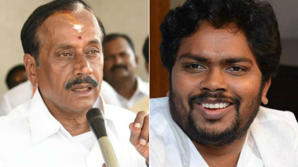 H Raja says about Director Pa Ranjith