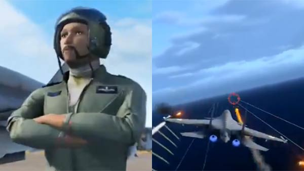 IAF tp launch a new mobile game on Abhinandhan