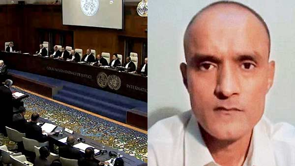 ICJ asks Pakistan to review conviction, sentencing of kulbhushan Jadhav