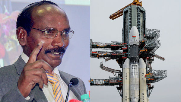 Chandrayaan 2 will launch early Monday morning despite the rain Says ISRO chief Sivan