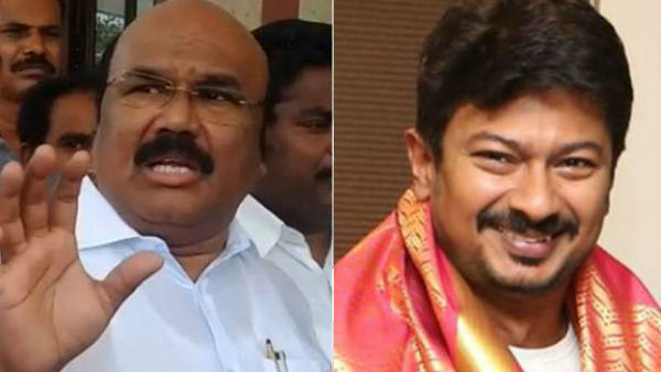 minister jayakumar Tease dmk mlas over wishes to udhayanidhi