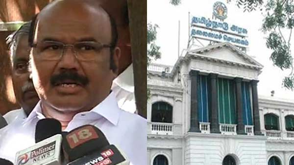 Minister Jayakumar says that always ADMK government will be in the power