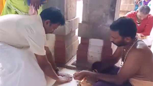 karaikudi peoples novel pledge infront of god