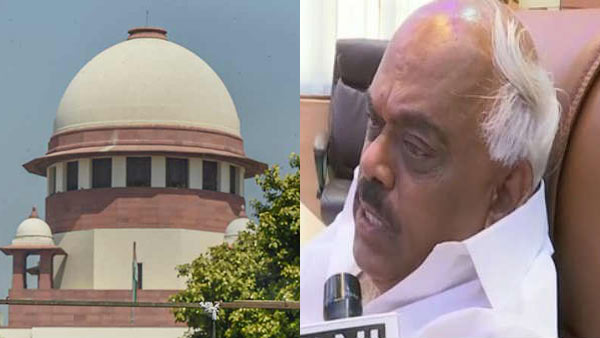 Karnataka speaker moves to Supreme Court over MLAs