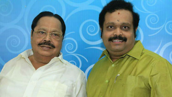 Conspiracy to deny my sons nomination in vellore loksabha election.. Duraimurugan