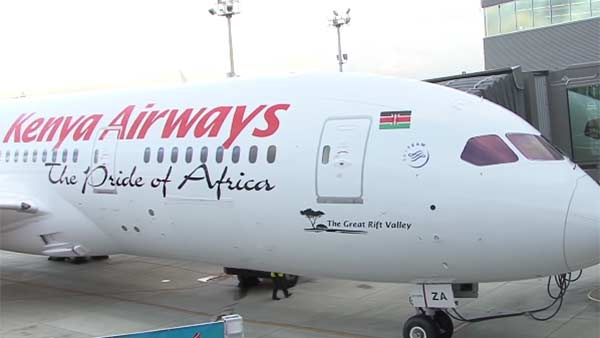 Body falls off Kenya Airways plane, Body found in London garden, Police Investigation