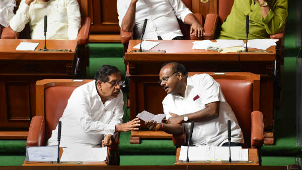 Many Twists happening in Karnataka politics