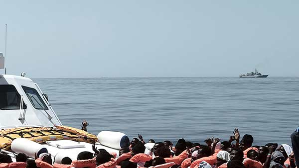 150 Migrants were died in shipwreck in Libya