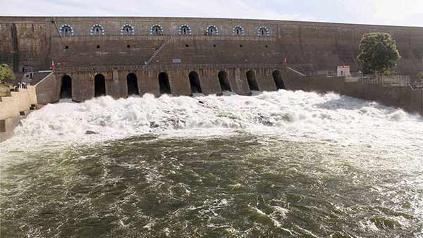 Rapidly rising water level in the Mettur dam .. peoples and farmers happy
