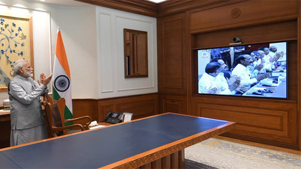 Chandrayaan 2 success inspires scientists, young people .. PM Modi comment