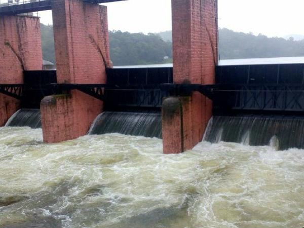 கேரளாவில் கனமழை பெய்கிறது.. பெரியாறு அணைக்கு நீர்வரத்து குறைகிறது.. காரணம் இது தான்