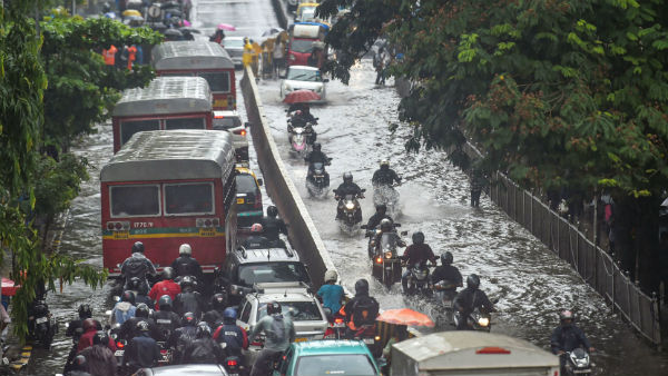 Indian Meteorological Department says Mumbai will get heavy rains for next 2 days