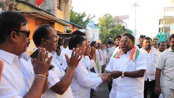 Ready go to protest any border to stop the hydrocarbon project .. Narayanaswamy