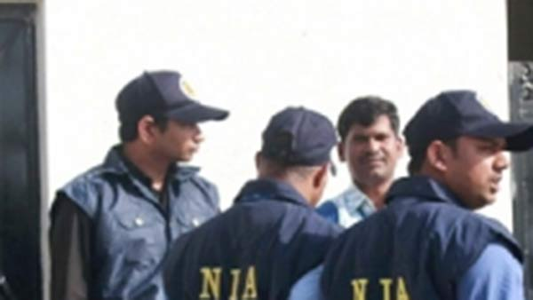 NIA conducted an action raid in Tamil Nadu.. Key sources reported being trapped