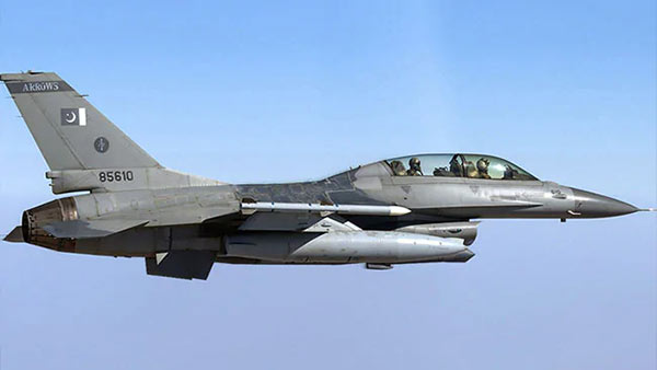 US approves sale of F-16 jets to Pakistan
