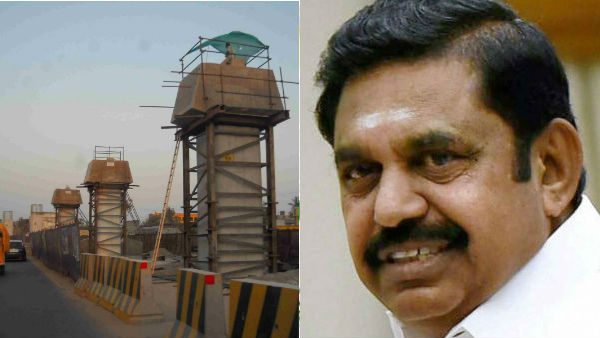 Chennai Port – Maduravoyal Expressway Project .. Tamilnadu Government will show Interest.?