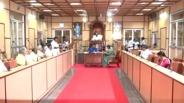 Puducherry assembly adopts resolution against Hydrocarbon project